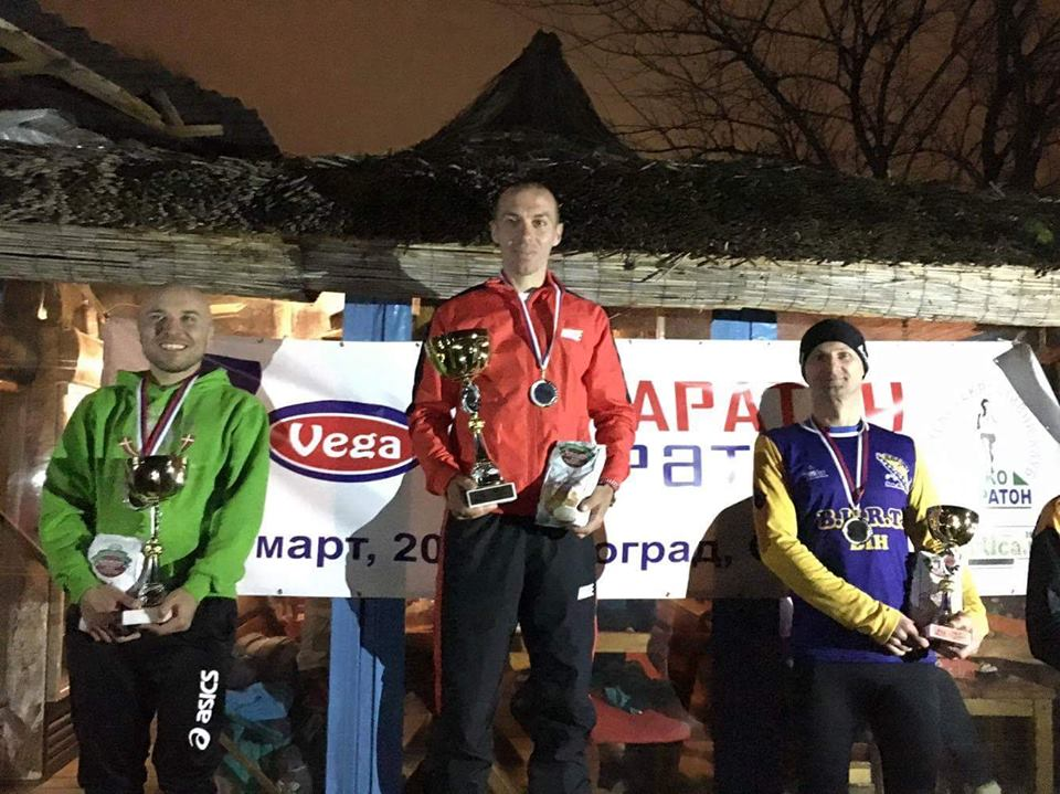 Prvo mjesto i rekord staze na ultramaratonu u Beogradu