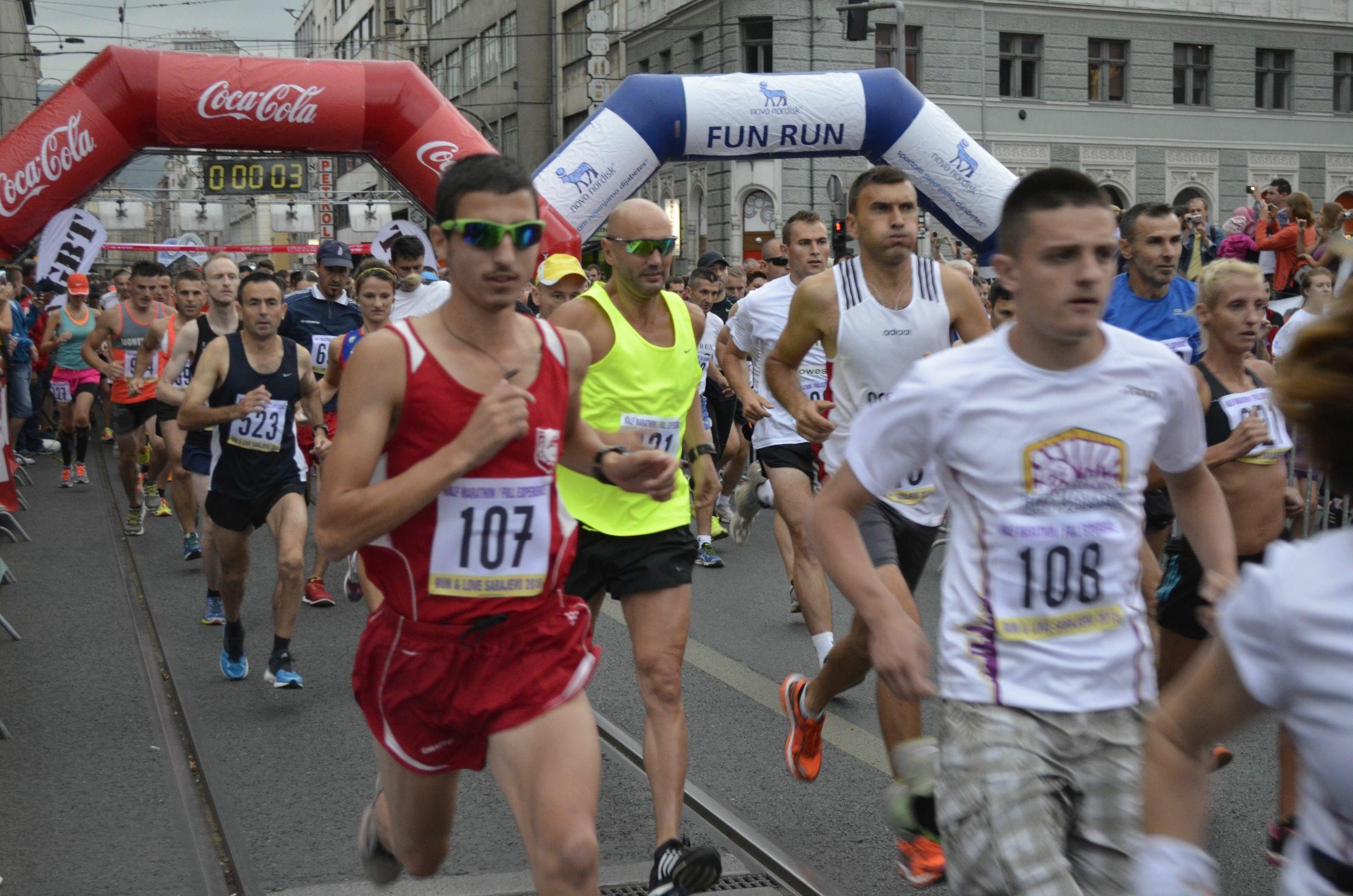 sarajevski polumaraton