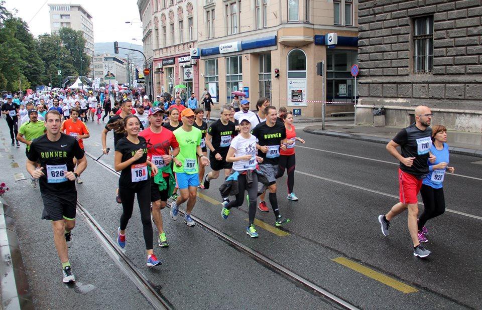 Foto: Škola trčanja Klix