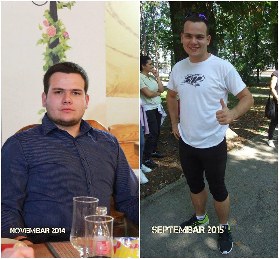 Prije i poslije (novembar 2014. - septembar 2015.)