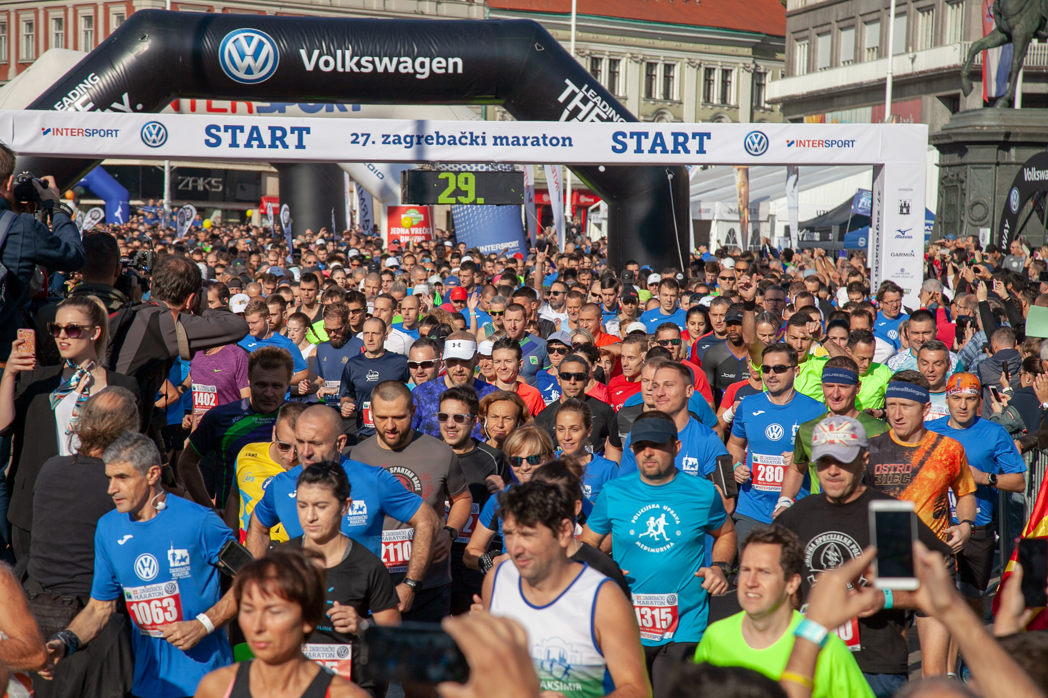 28 Po Redu Priprema Se Najbolji Zagrebacki Maraton Ikad Moje
